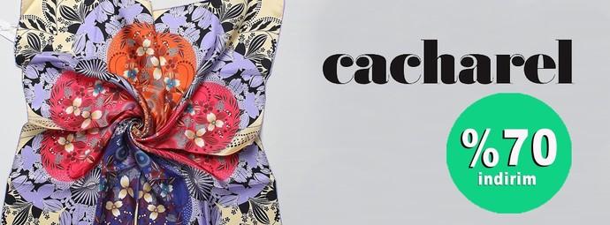 Cacharel İpek Eşarp Modelleri 2012