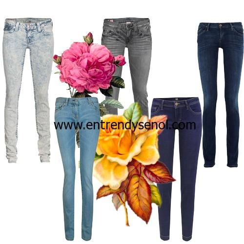 skinny jean kot pantolon nasıl giyilir kombin