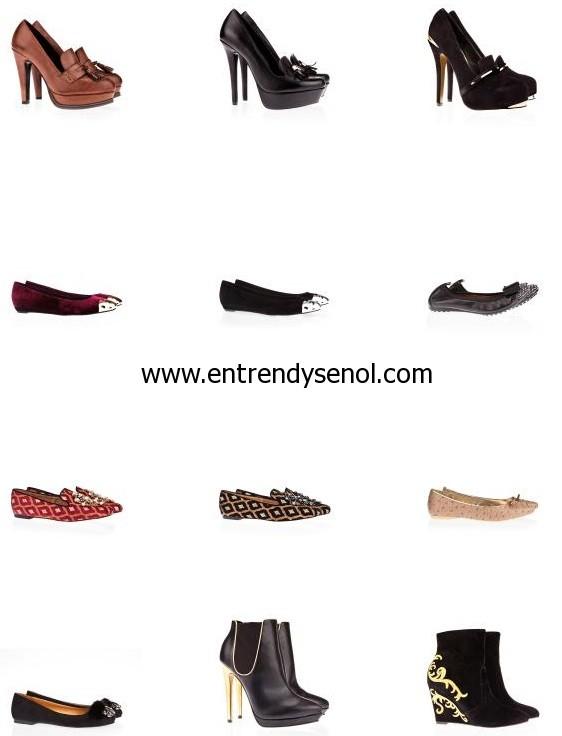 ipekyol 2014 sonbahar kış ayakkabı bot çizme babet