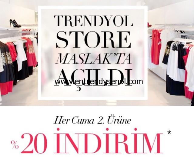2014 kış modası trendyol mağazası maslak