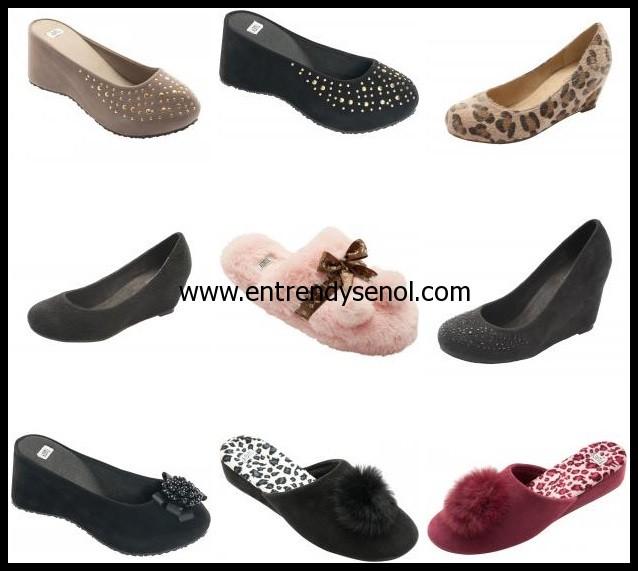 8 mart dünya kadınlar gününe özel twigy leoparlı payetli terlik ev ayakkabısı babet modelleri indirimleri