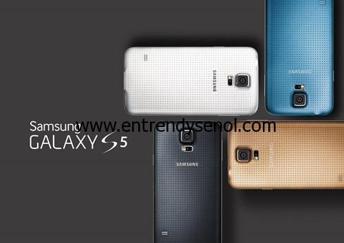 Galaxy S Serisi Galaxy S5 özellikleri