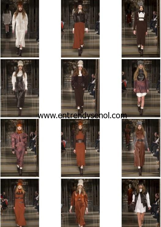 Londra Moda Haftası Zeynep Tosun OXIDISED koleksiyonu
