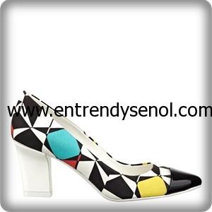 Nine West 2014056 Ayakkabı Modelleri