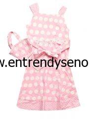 en yeni pembe puantiyeli 10 yaş kız çocuk elbiseleri