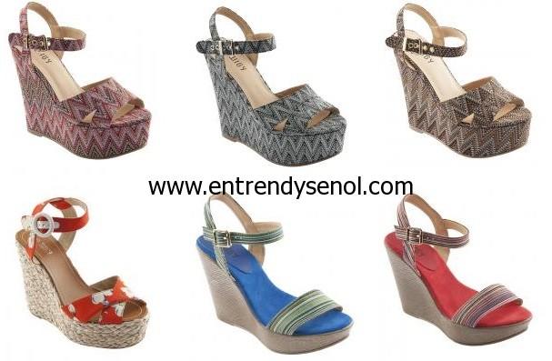 twigy dolgu topuk sandalet modelleri ve fiyatları
