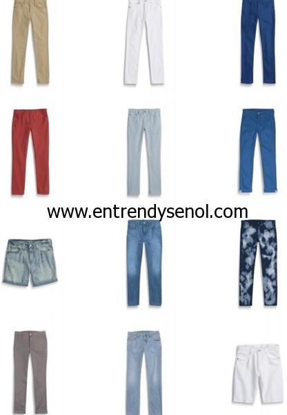 Levis 2014 Yaz kot pantolon şort modelleri