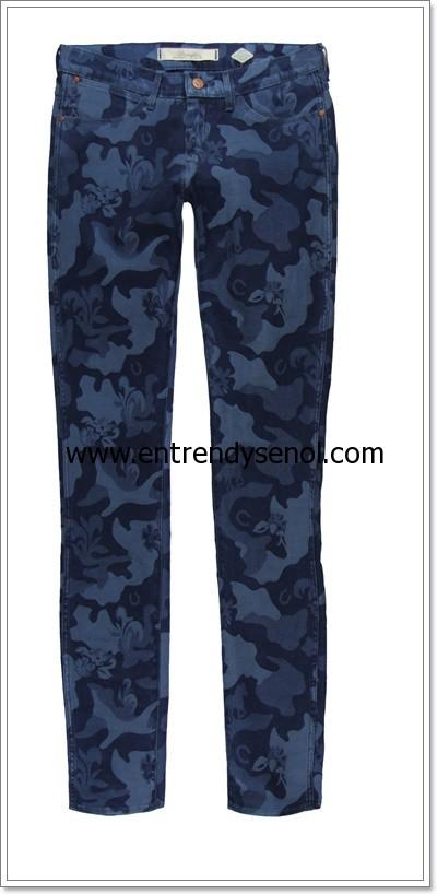 en güzel skinny jean denim kot pantolon modelleri W25FHO48K_259TL 2014