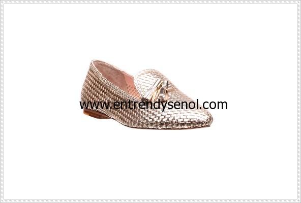 inci altın rengi ayakkabı babet fiyatları 239.94TL