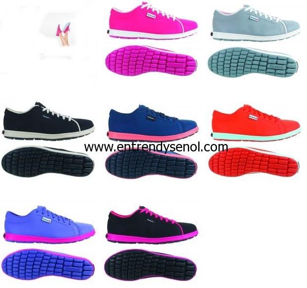 Miranda Kerr REEBOK SKYSCAPE spor ayakkabılarını tanıttı
