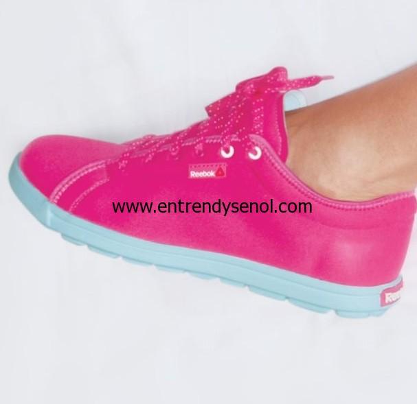 Miranda Kerr Reebok Skyscape shoes