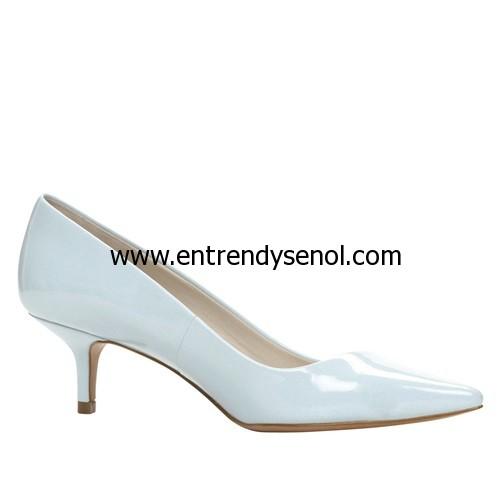 aldo grenan low heels mint pumps 229TL