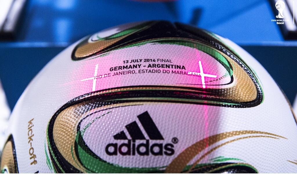 Adidas ve dünya kupası finali