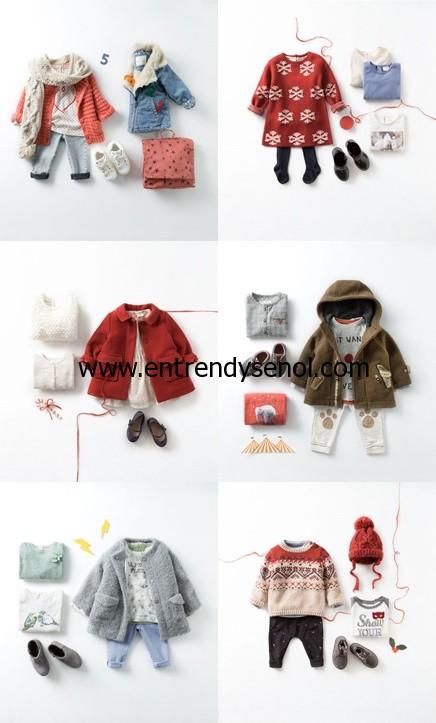 zara baby 2015 sevimli bebek kıyafetleri