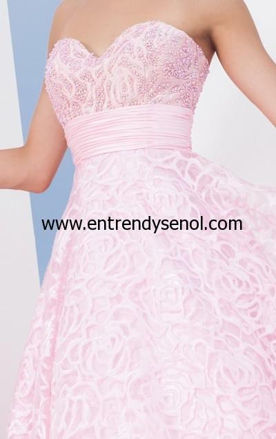 Kabarık Prenses Mezuniyet Elbiseleri 2015 007