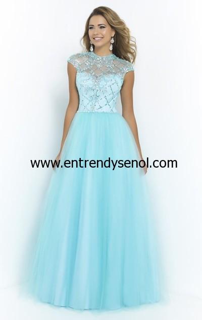 Kabarık Prenses Mezuniyet Elbiseleri 2015 034