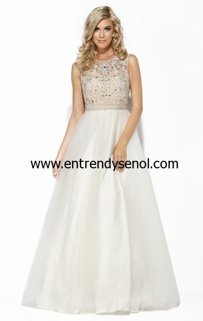 Kabarık Prenses Mezuniyet Elbiseleri 2015 037