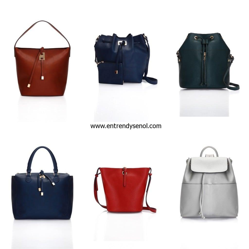 Mudo Collection Sonbahar Kış 2016 çanta modelleri koleksiyonu